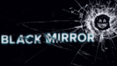 Logo black mirror