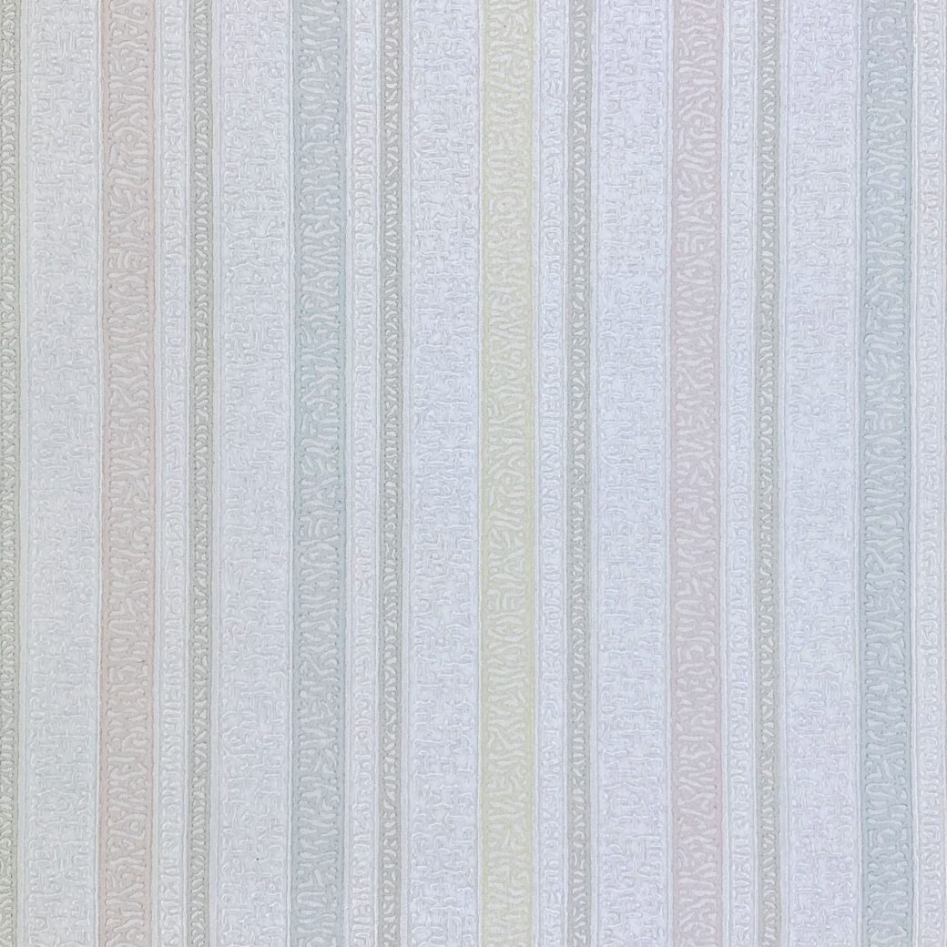 1930s Striped Wallpaper 2