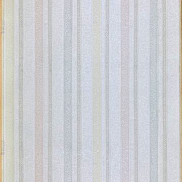 1930s Striped Wallpaper