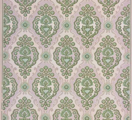 1940s damask wallpaper 2