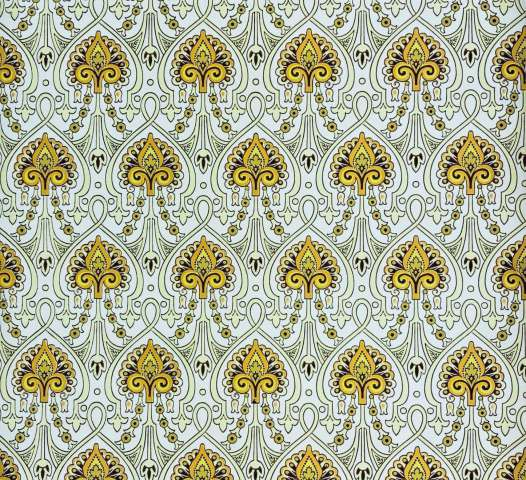 1960s baroque wallpaper 1