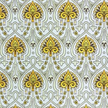 1960s baroque wallpaper 3