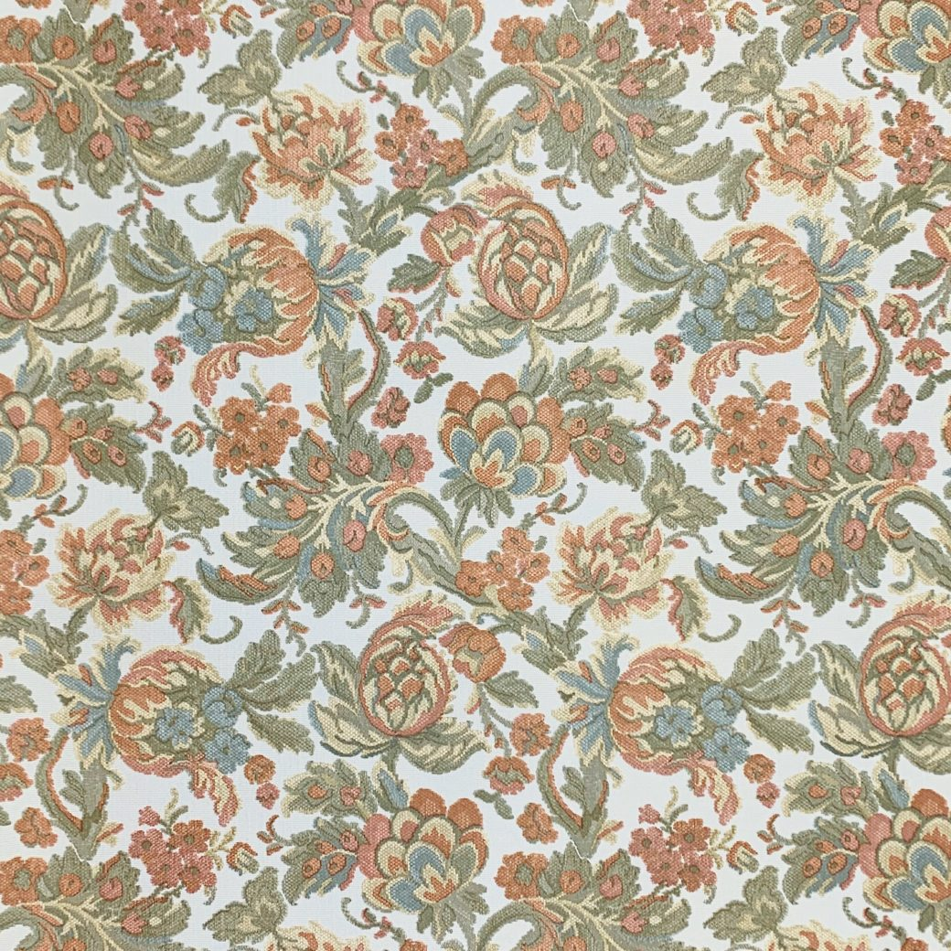 1960s Floral Wallpaper 1