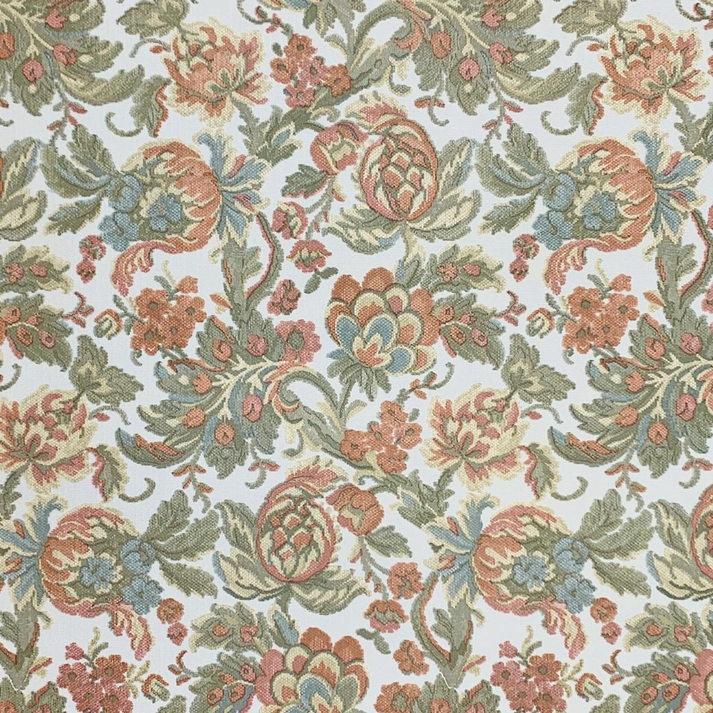 1960s Floral Wallpaper 2