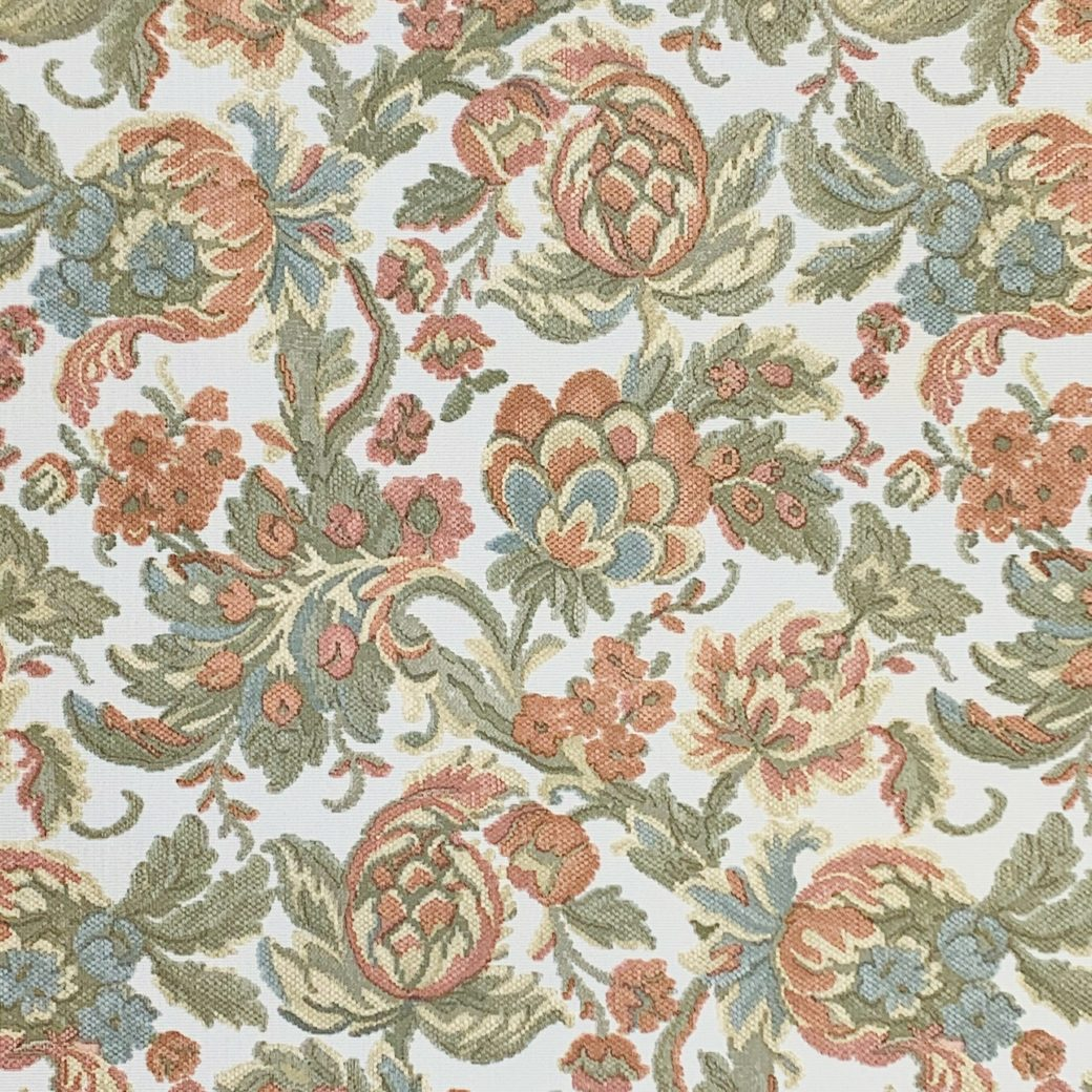 1960s Floral Wallpaper 3