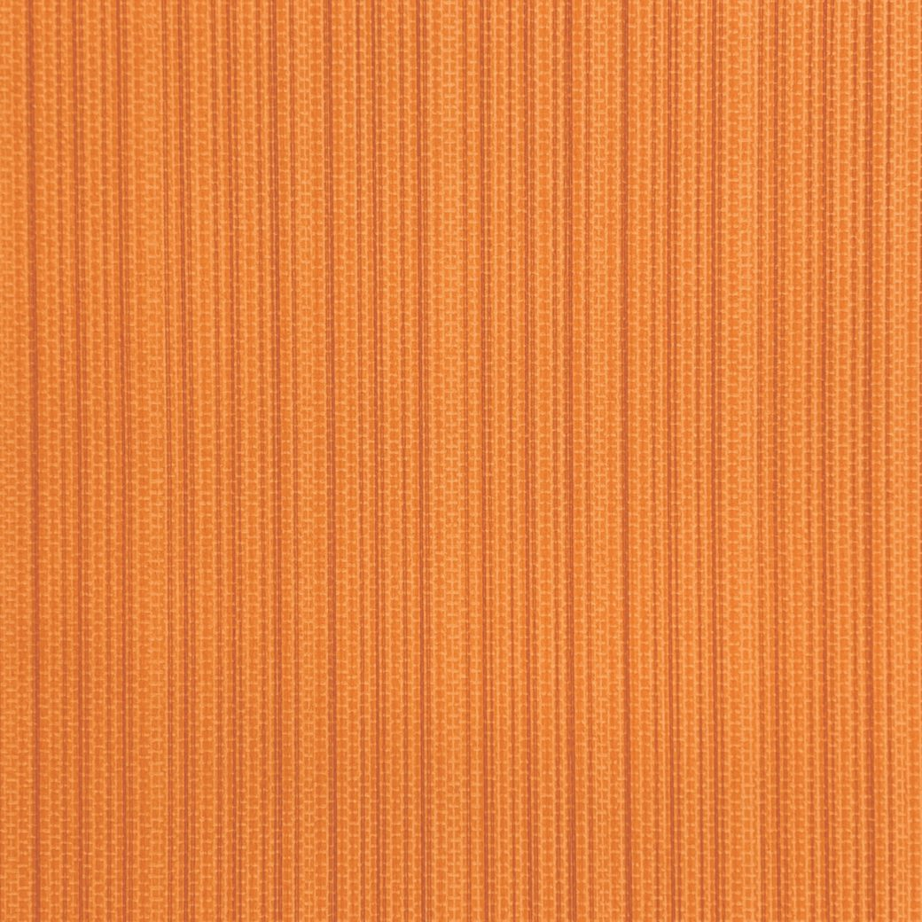 1960s Orange Stripes Wallpaper 1