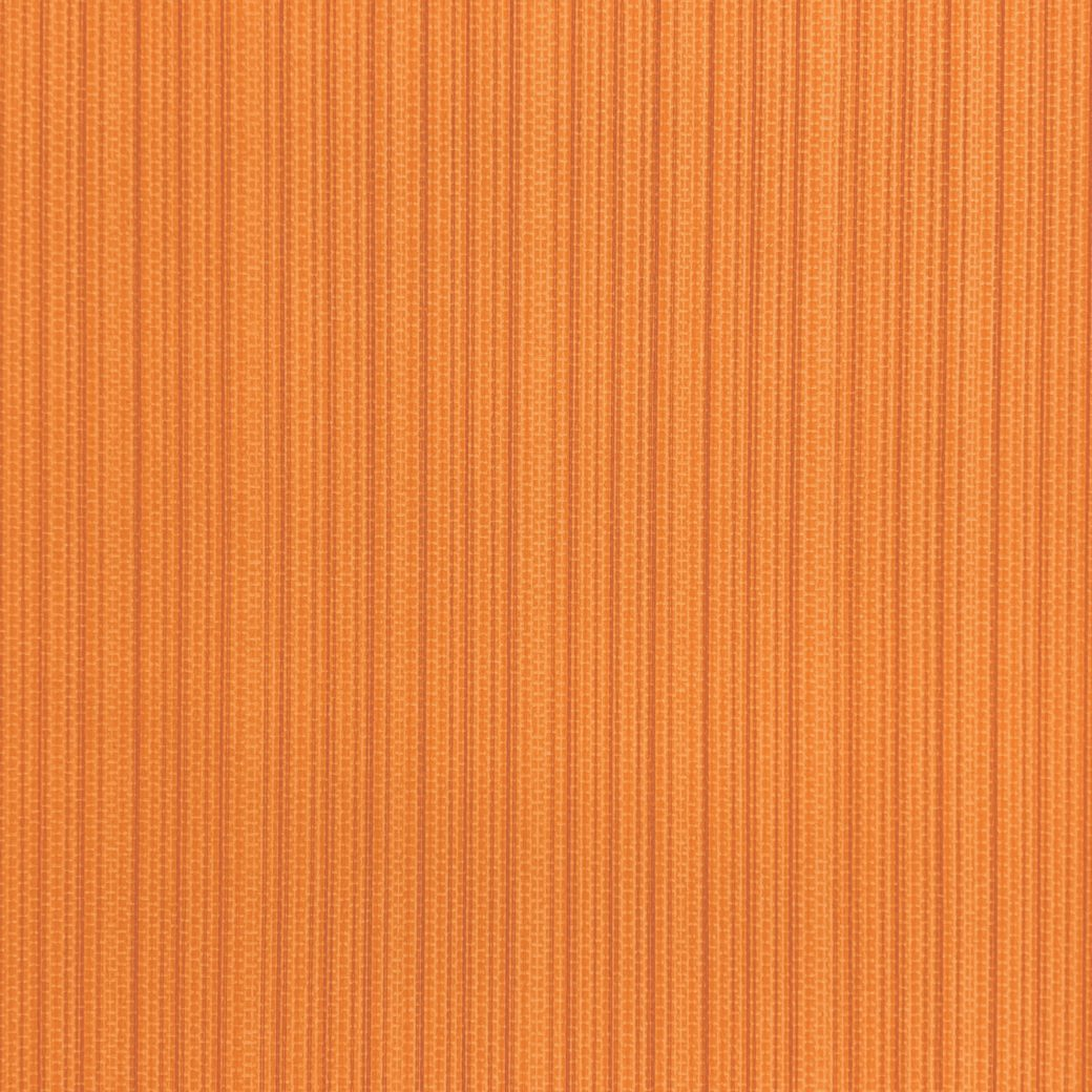 1960s Orange Stripes Wallpaper