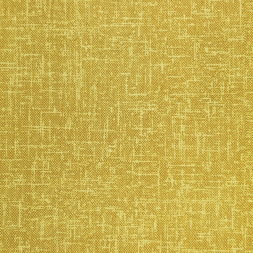 1960s yellow vinyl wallpaper 2