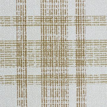 1970s Checkered Wallpaper Brown 4