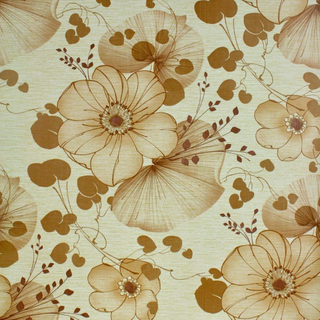 1970s floral wallpaper 1 2 2