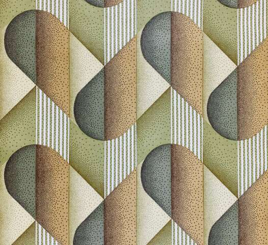 1970s Geometric Wallpaper