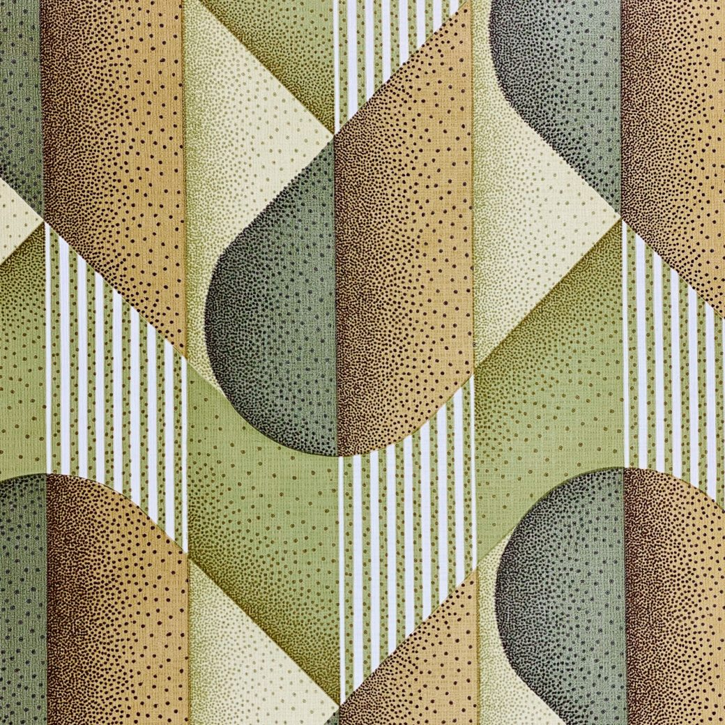1970s Geometric Wallpaper 2