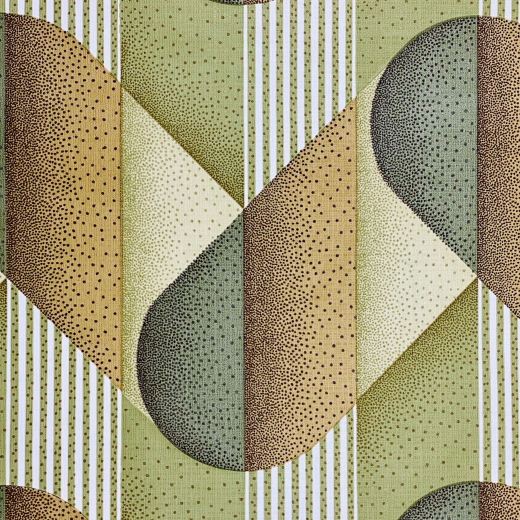 1970s Geometric Wallpaper 3