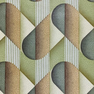 1970s Geometric Wallpaper 1