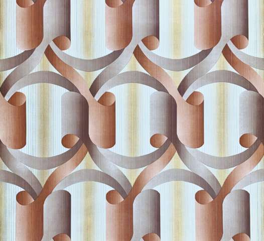 1970s Gold Wallpaper