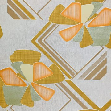 1970s Retro Wallpaper 1