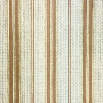 1970s Striped Wallpaper Brown and Gold 2