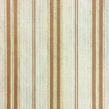 1970s Striped Wallpaper Brown and Gold 3