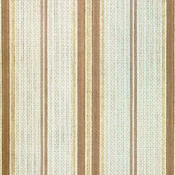 1970s Striped Wallpaper Brown and Gold 4