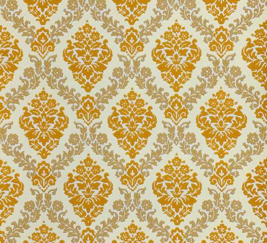 1970s vintage damask wallpaper