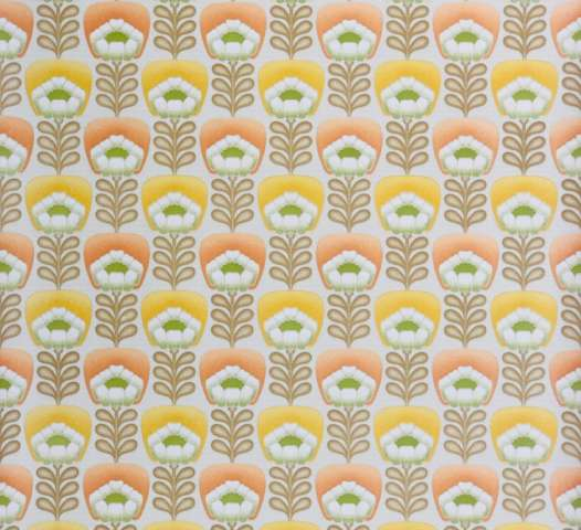 1970s vintage retro vinyl wallpaper 2