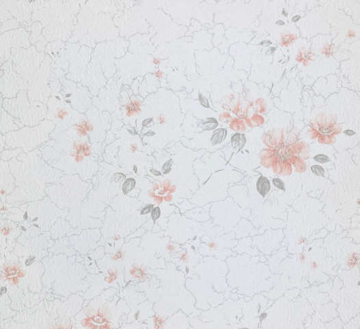 1980s Floral Wallpaper Marbled Background