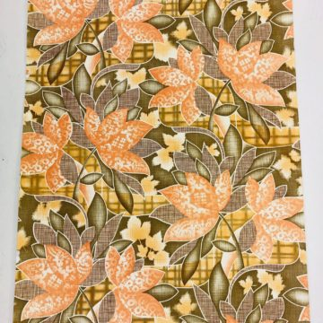 1980s floral wallpaper 1