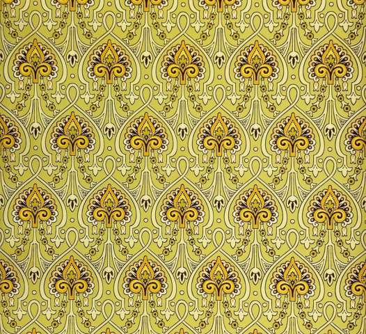 60s baroque wallpaper