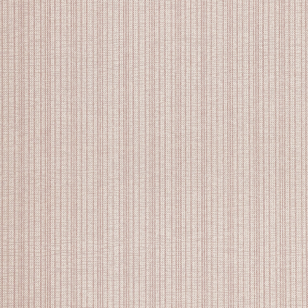 60s Soft Pink Striped Wallpaper 5
