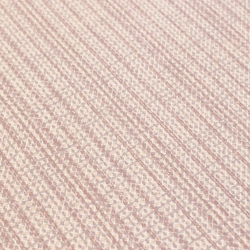 60s Soft Pink Striped Wallpaper 6