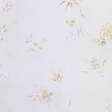 1980s romantic floral wallpaper 1