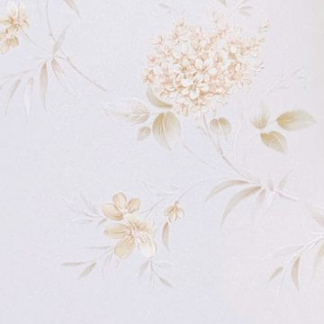 1980s romantic floral wallpaper 3