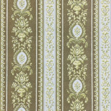 Baroque Striped Wallpaper