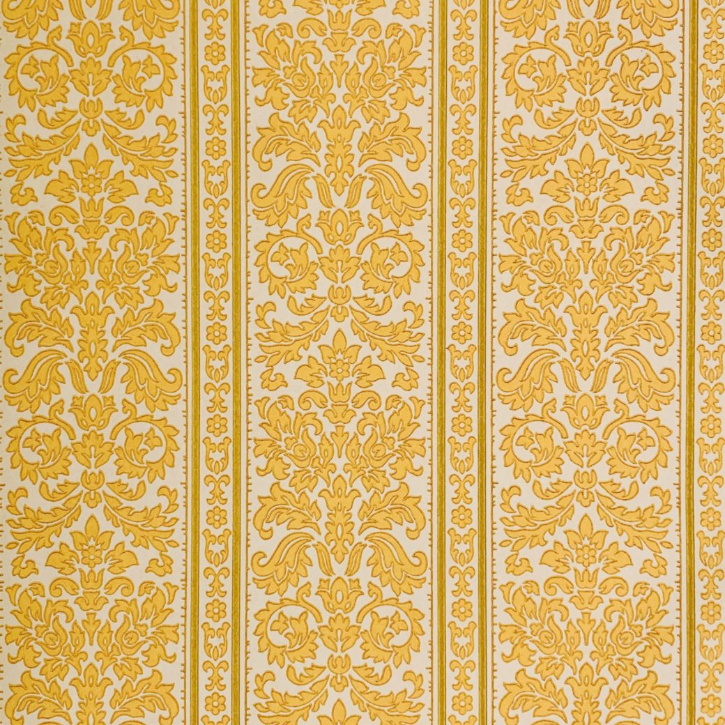Stipes baroque wallpaper 3