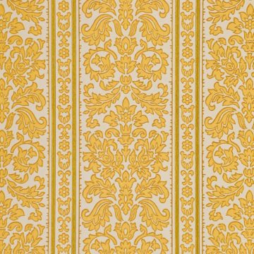 Stipes baroque wallpaper