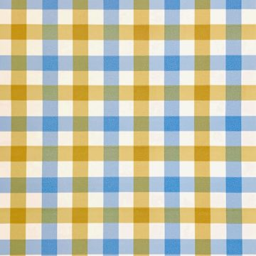 Blue checked wallpaper 1