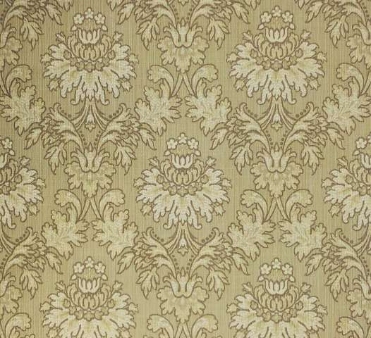Brown baroque wallpaper 5
