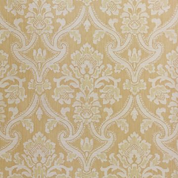 Castle baroque embossed wallpaper 1