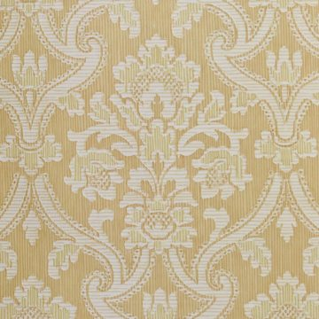 Castle baroque embossed wallpaper 2
