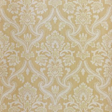 Castle baroque embossed wallpaper
