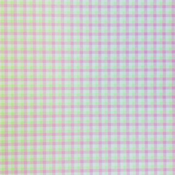 Checkered Wallpaper Fluo Green and Pink 2