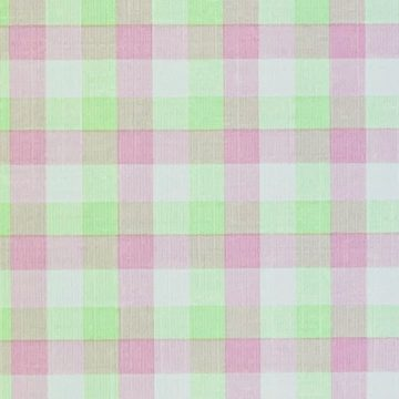 Checkered Wallpaper Fluo Green and Pink 8