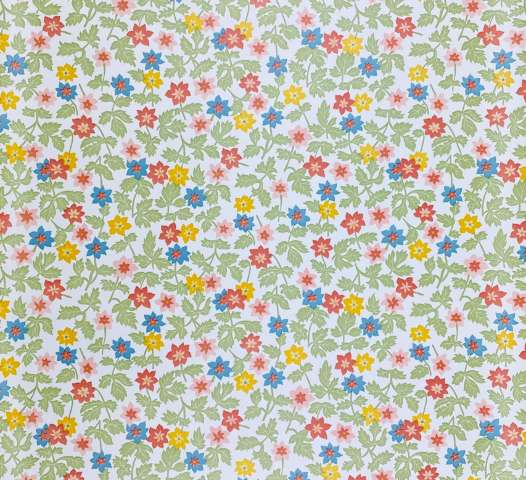 Colorful Floral Wallpaper