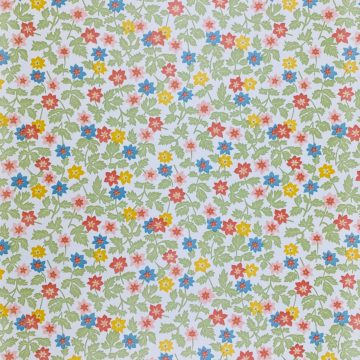 Colorful Floral Wallpaper 1