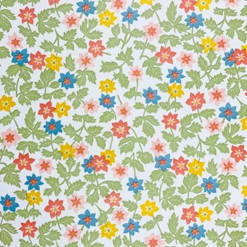 Colorful Floral Wallpaper 3