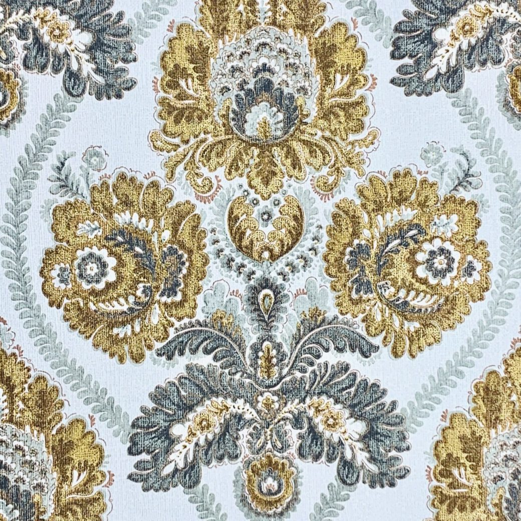 Vintage damask wallpaper 2