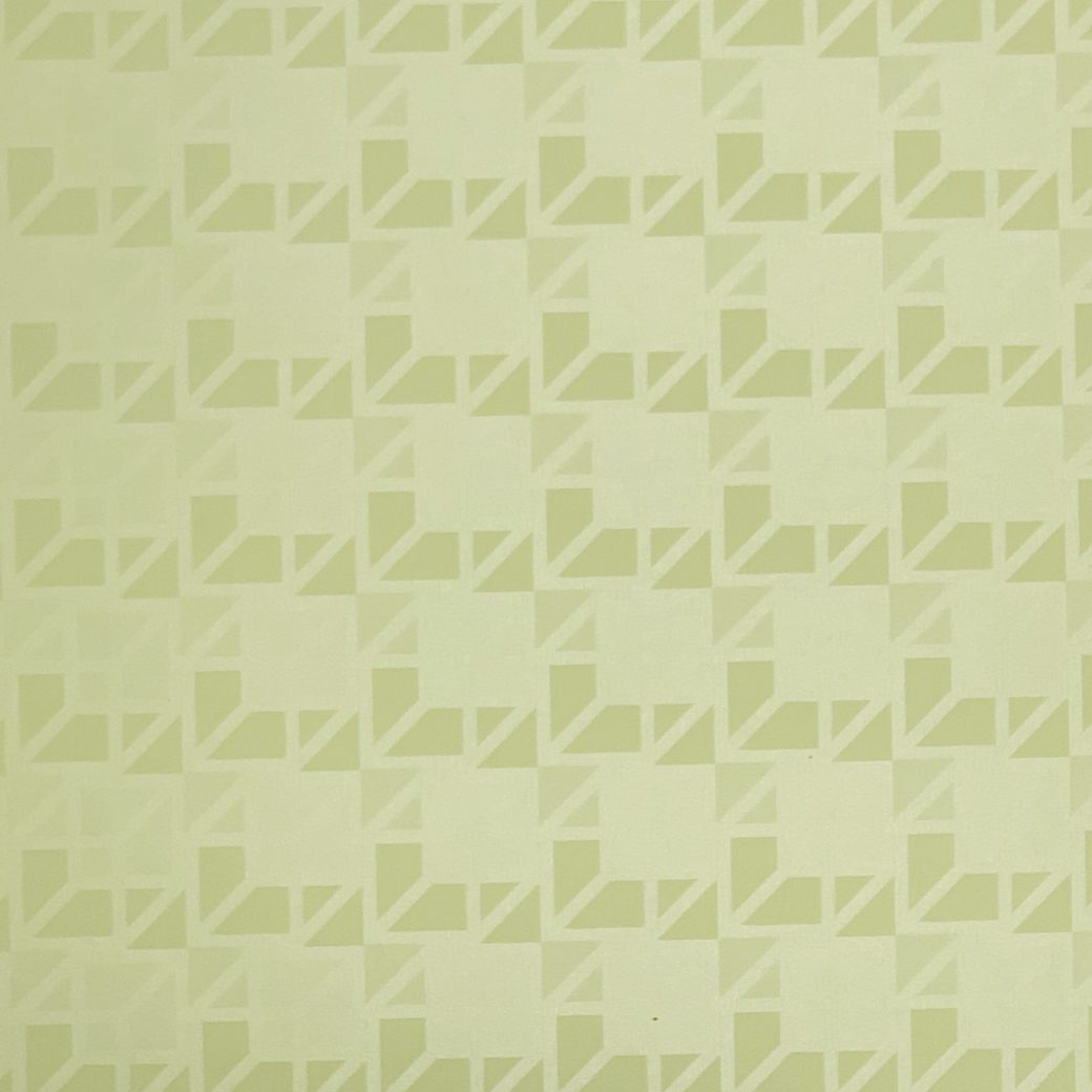 Green 3d geometric wallpaper 5