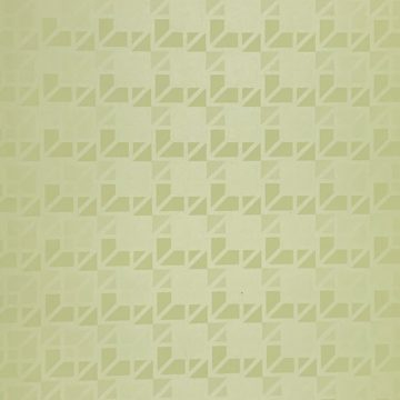 Green 3d geometric wallpaper 1
