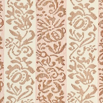 Vintage striped floral wallpaper 4 1
