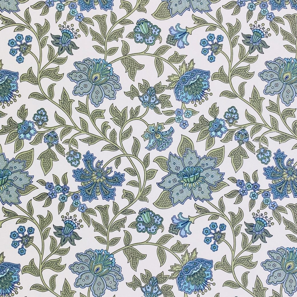 Floral Foam Wallpaper 2